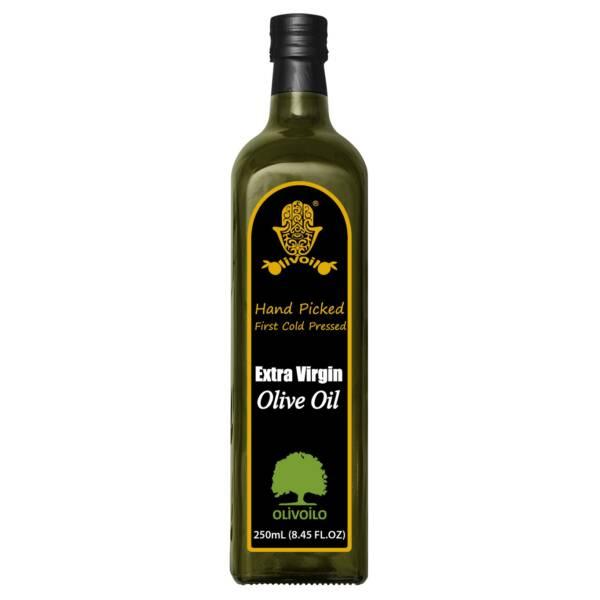 Extra virgin olive oil - olivoilo