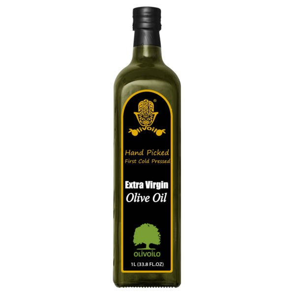 Extra virgin olive oil - olivoilo