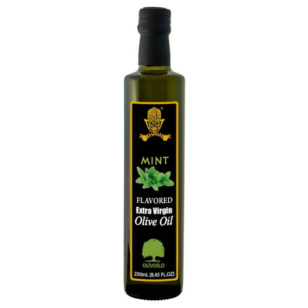 Mint Flavored olive oil - olivoilo