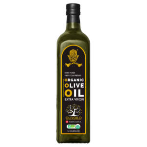 Organic olive oil - olivoilo